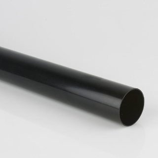 2.5 m 68 mm DOWNPIPE GREY BRETT MARTIN