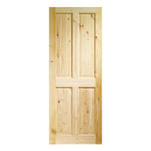 762mm X 1981mm 4 PANEL XL JOINERY DOOR
