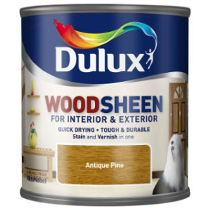 250ml ANTIQUE PINE WOODSHEEN DULUX