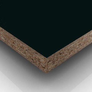 2440 x 610mm BLACK ASH 15mm MELAMINE