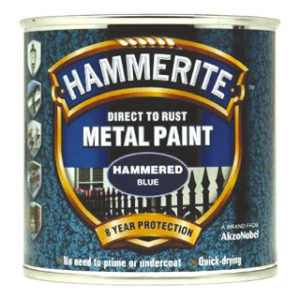 500ml HAMMERED BLUE HAMMERITE