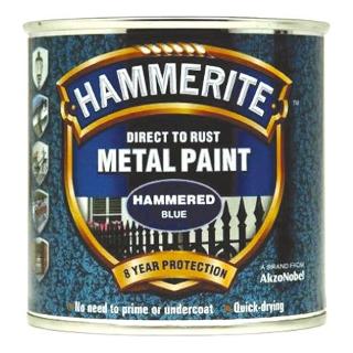 250ml HAMMERED BLUE HAMMERITE