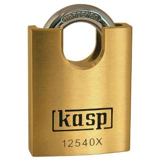 40mm CLOSED SHACKLE PREMIUM KASP SECURITY
