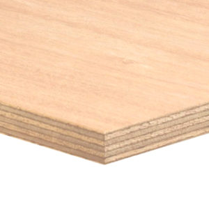 1220mm x 1218mm 3.6/4mm EXTERIOR PLYWOOD