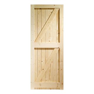 813 x 2032mm F L & B DOOR