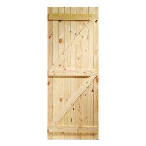 813 x 2032mm L & B DOOR