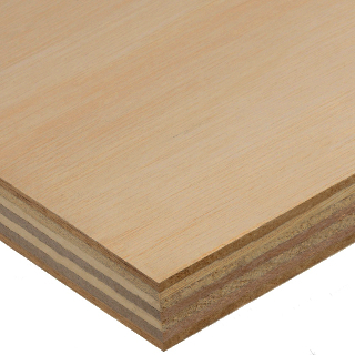 1523mm x 1220mm 5.5/6mm EXTERIOR PLYWOOD