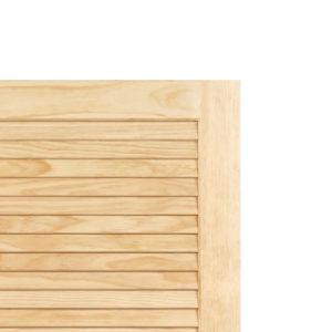 1525mm X 455mm LOUVRE DOOR