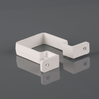 PIPE & FITTING BRACKET WHITE BRETT MARTIN