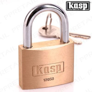40mm S/STEEL SHACKLE PREMIUM KASP SECURITY