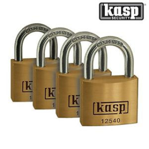 20mm QUAD PREMIUM KASP SECURITY