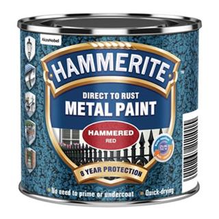 750ml HAMMERED RED HAMMERITE