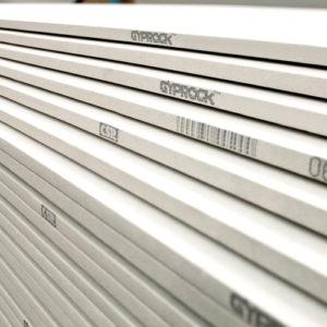 1800x900x 12.5mm S/E PLASTERBOARD