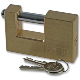 90mm SHUTTER KASP SECURITY