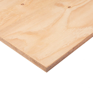 913mm x 608mm 18mm SHUTTERING PLYWOOD