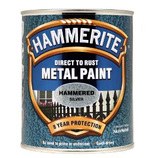 750ml HAMMERED SILVER HAMMERITE