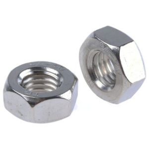 PK.5 M8 NUTS A2 STAINLESS STEEL