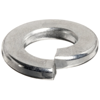 PK.28 M6 SPRING WASHERS A2 STAINLESS STEEL