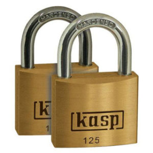 20mm TWIN PREMIUM KASP SECURITY