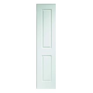 533 x 1981mm WHITE VICTORIAN DOOR