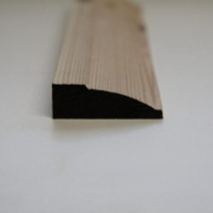 50 x 19mm PATTERN 1 SOFTWOOD MOULDING