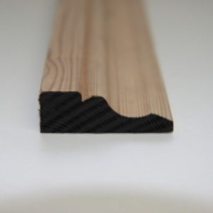 50 x 19mm PATTERN 12 SOFTWOOD MOULDING