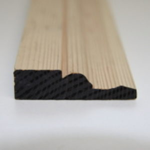 63 x 19mm PATTERN 13 SOFTWOOD MOULDING