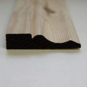 75 x 19mm PATTERN 14 SOFTWOOD MOULDING