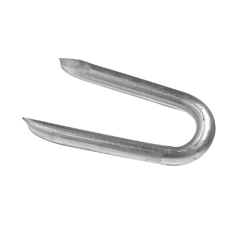 50g 15mm GALVANISED STAPLES