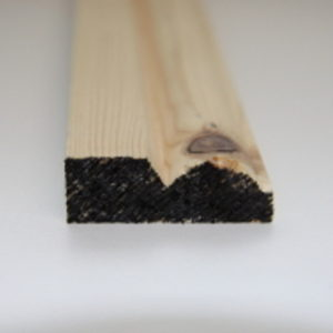 50 x 19mm PATTERN 23 SOFTWOOD MOULDING