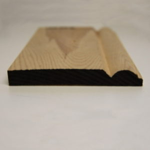 125 x 19mm PATTERN 37D SOFTWOOD MOULDING