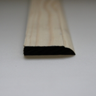 50 x 12mm PATTERN 39 SOFTWOOD MOULDING