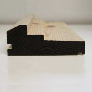 150 x 63mm PATTERN 75 SOFTWOOD MOULDING
