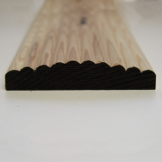 115 x 25mm PATTERN 101 SOFTWOOD MOULDING
