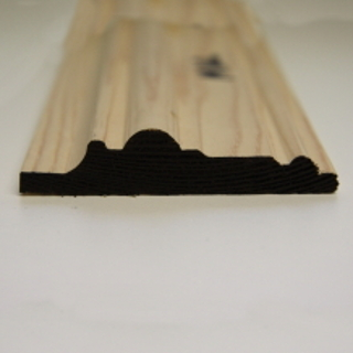 100 x 25mm PATTERN 102 SOFTWOOD MOULDING