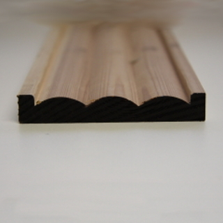100 x 19mm PATTERN 103 SOFTWOOD MOULDING