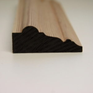 75 x 32mm PATTERN 108 SOFTWOOD MOULDING