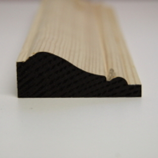 75 x 32mm PATTERN 109 SOFTWOOD MOULDING