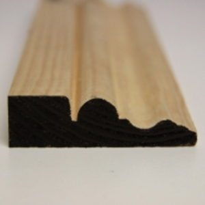 75 x 25mm PATTERN 115 SOFTWOOD MOULDING