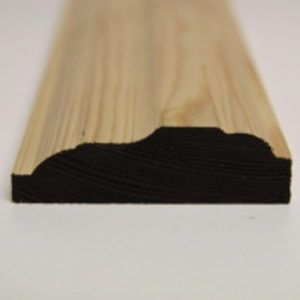 75 x 25mm PATTERN 116 SOFTWOOD MOULDING