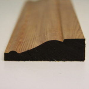 75 x 25mm PATTERN 118 SOFTWOOD MOULDING