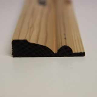 63 x 19mm PATTERN 121 SOFTWOOD MOULDING