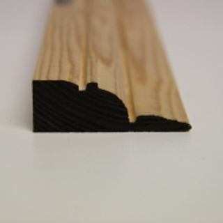 63 x 25mm PATTERN 124 SOFTWOOD MOULDING