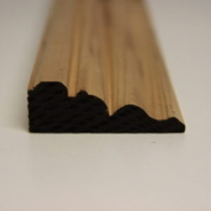 63 x 25mm PATTERN 128 SOFTWOOD MOULDING