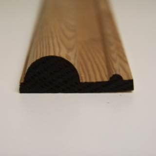 63 x 25mm PATTERN 129 SOFTWOOD MOULDING