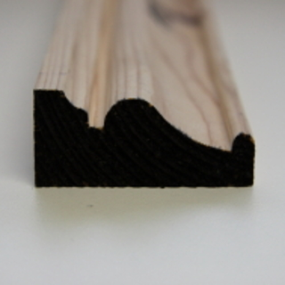 63 x 32mm PATTERN 135 SOFTWOOD MOULDING