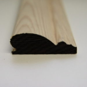 63 x 25mm PATTERN 136 SOFTWOOD MOULDING