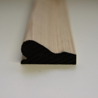 50 x 25mm PATTERN 139 SOFTWOOD MOULDING