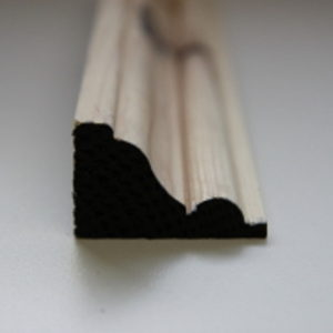 50 x 32mm PATTERN 159 SOFTWOOD MOULDING