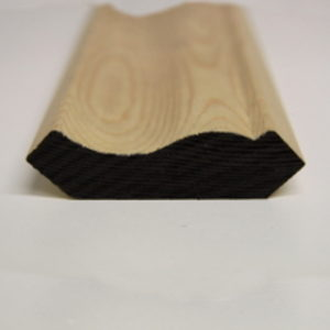 88 x 25mm PATTERN 180 SOFTWOOD MOULDING
